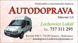 Autodoprava Ostrava